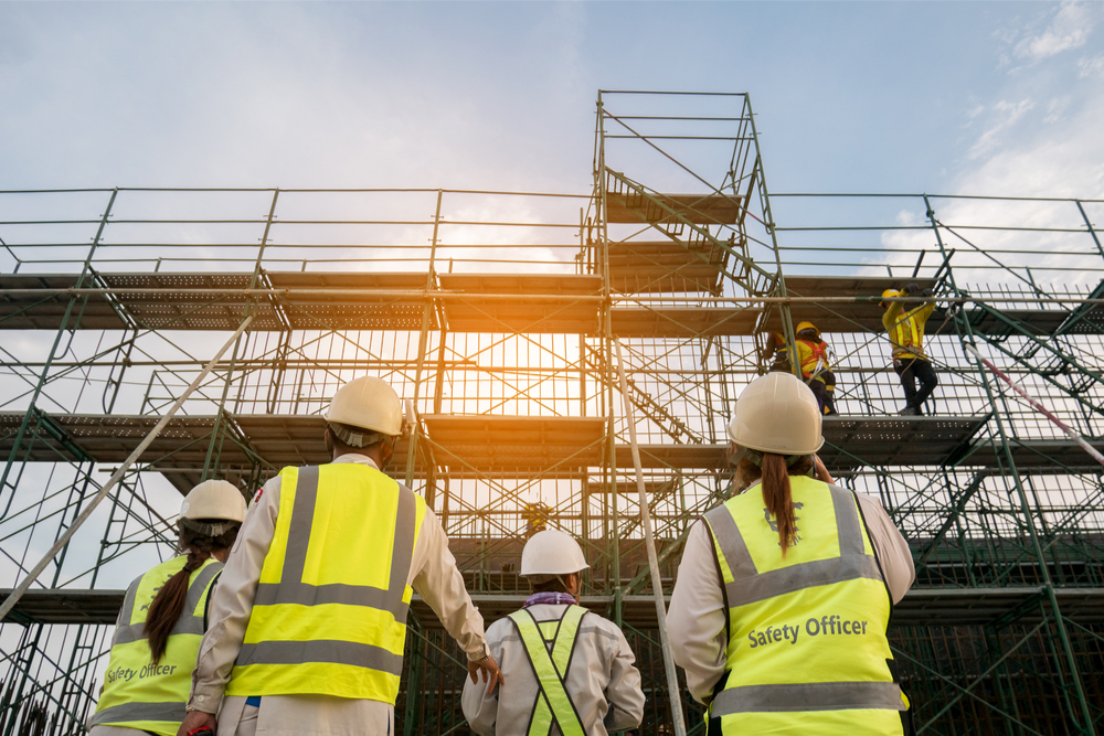 Get Building Under Construction Insurance Coverage For Your Scaffolding