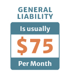 $75 usd at month